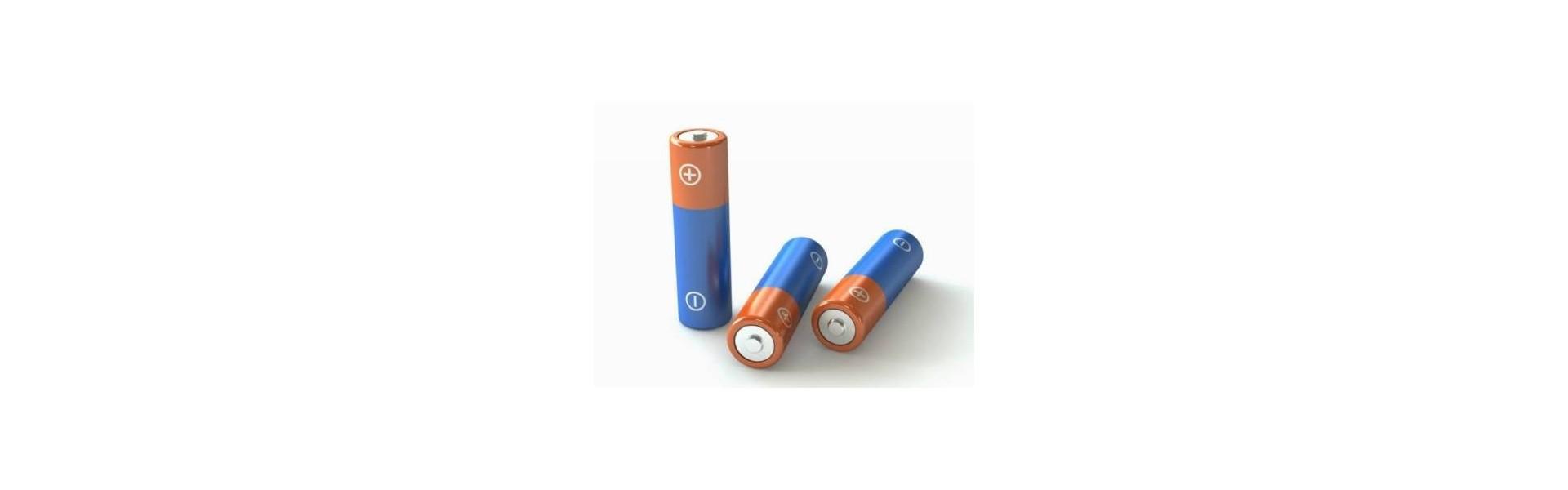 Baterías y pilas